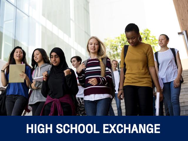HIGH SCHOOL EXCHANGE
